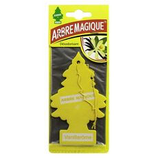 IMPEX Arbre magique Désodorisant sapin parfum vanille x1 1 pièce