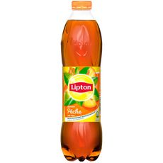 Lipton Boisson à base de thé saveur pêche 1,5l