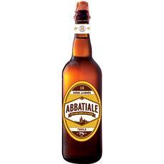 L ABBATIALE DE ST AMAND L'Abbatiale de St Amand bière 7° - 75cl
