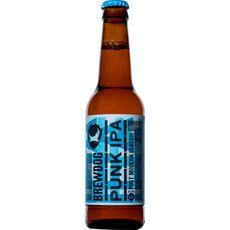 BREWDOG Bière Punk IPA 5,6% bouteille 33cl