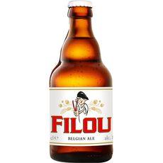 KASTEEL Bière blonde Belge Filou 8,5% bouteille 33cl