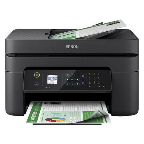 EPSON Imprimante multifonctions jet d'encre WorkForce WF-2835DWF Noir