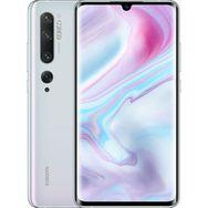 XIAOMI Smartphone Mi Note 10  128Go 6.47 pouces Blanc glacier