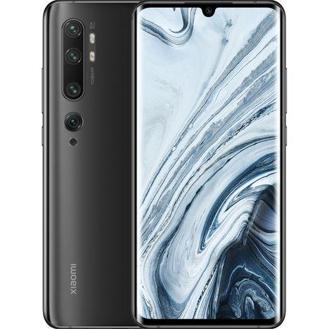 XIAOMI Smartphone Mi Note 10  128Go 6.47 pouces Noir Minuit