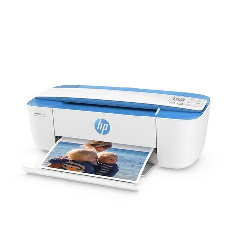 HP Imprimante multifonction jet d'encre thermique Deskjet 3720 - Compatible Instant Ink