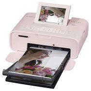 CANON Imprimante photo portable - Rose - Selphy CP1300