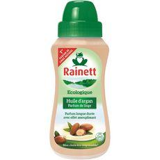 RAINETT Parfum de linge écologique en perles parfum huile d'argan 16 lavages 300g