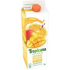 Tropicana création orange mangue 1l