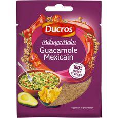 Ducros sachet malin guacamole mexicain 20g