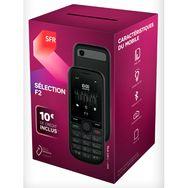 SFR Pack Prépayé SFR avec Mobile Sélection F2 et carte SIM