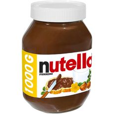 Ferrero Nutella Pâte à tartiner 1kg
