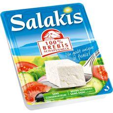 SALAKIS Salakis Fromage au lait de brebis pasteurisé 200g 200g
