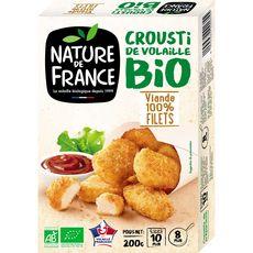 Nature de France Crousti volaille bio 200g