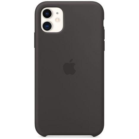 APPLE Coque pour Apple iPhone 11 - Noir