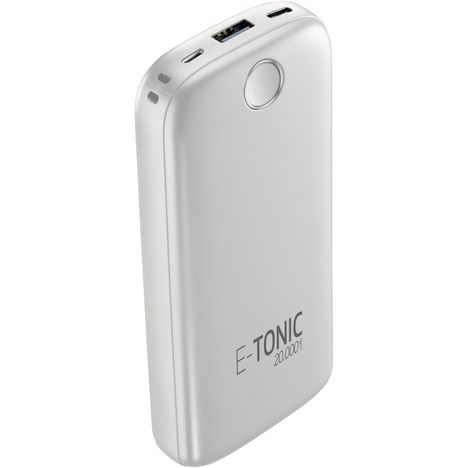 CELLULARLINE Batterie de secours 20000 mAh E-Tonic - Blanc