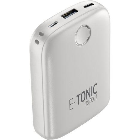 CELLULARLINE Batterie de secours 10000 mAh E-Tonic - Blanc