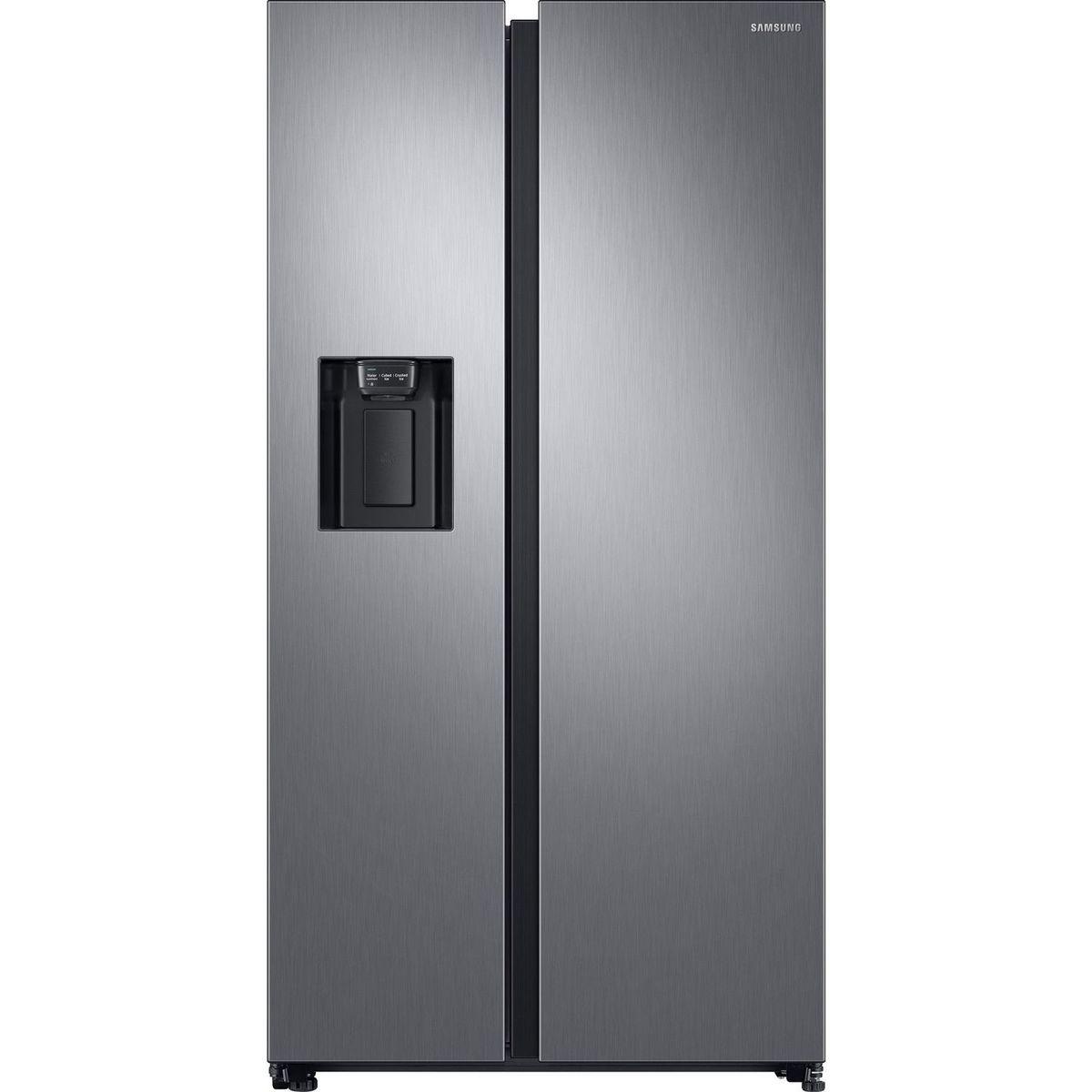 Réfrigérateur américain RS68N8321S9, 617 L, Froid ventilé
