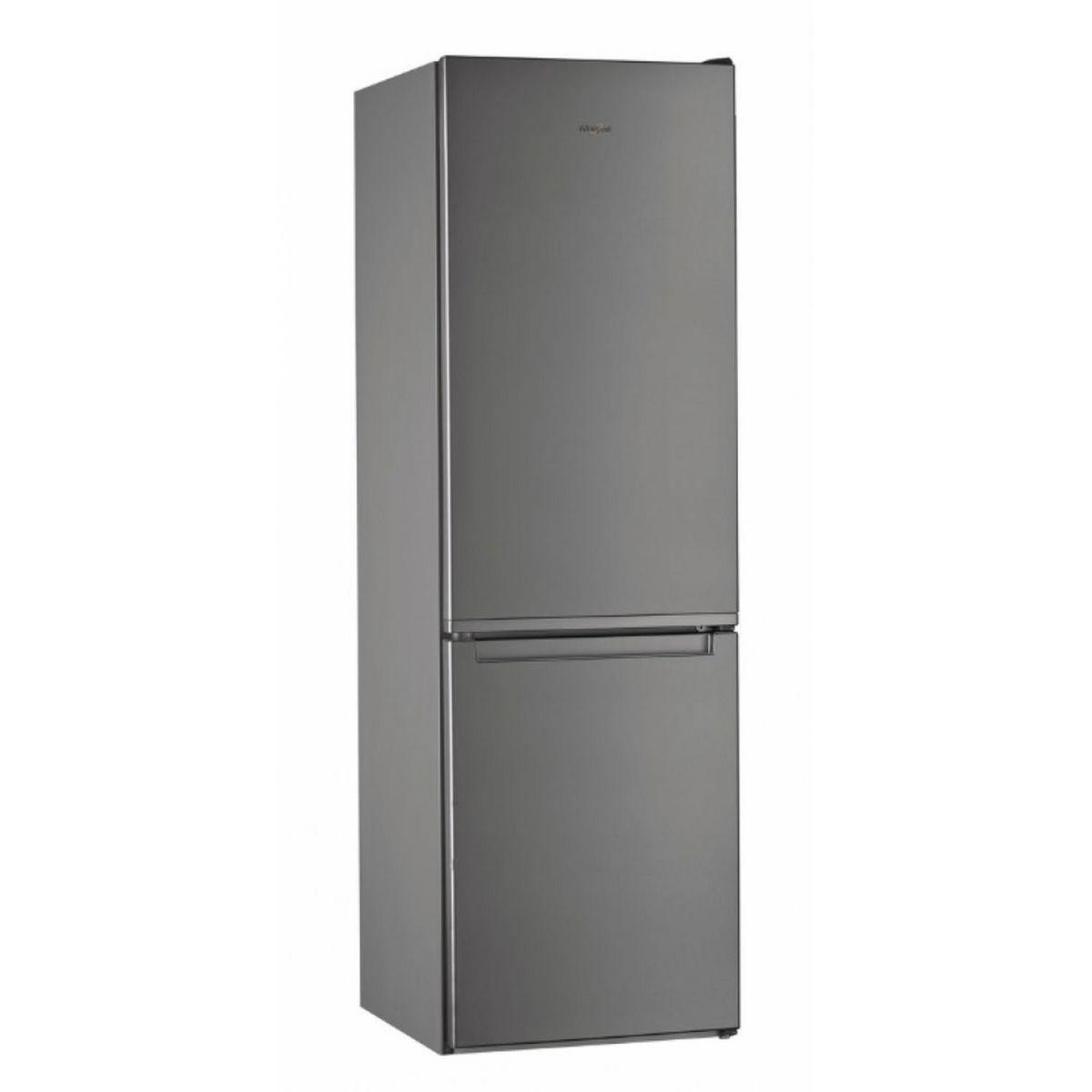 Réfrigérateur combiné W5 821EOX, 339 L, Froid statique