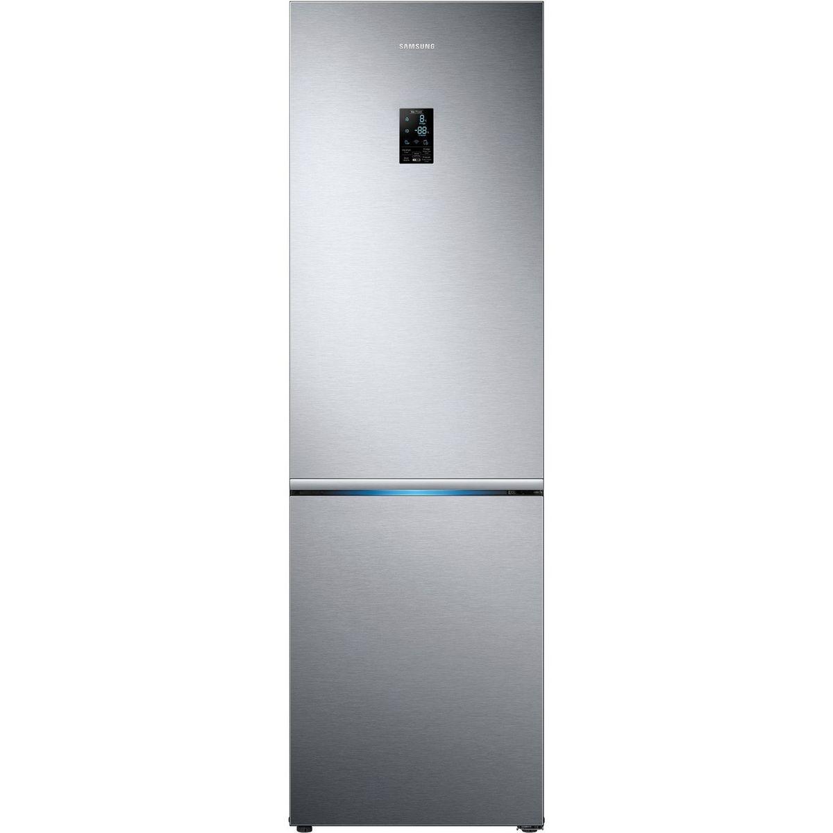 Réfrigérateur combiné RB34K6232SS, 344 L, Froid ventilé