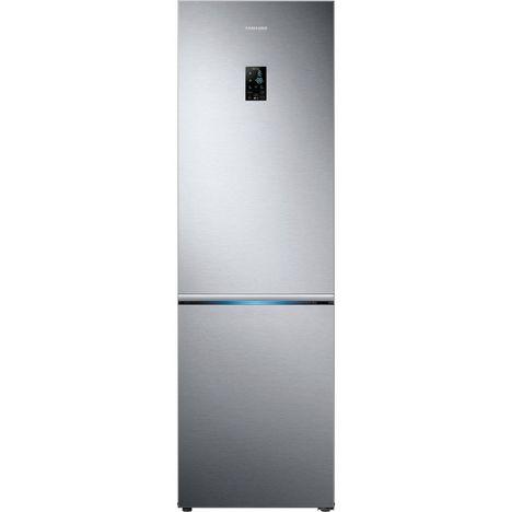 SAMSUNG Réfrigérateur combiné RB34K6232SS, 344 L, Froid ventilé
