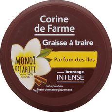 CORINE DE FARME Graisse à traire bronzage intense au monoï 150ml
