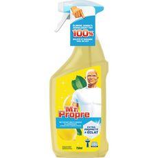 Mr Propre Spray nettoyant multi-usages citron d'été 750ml