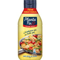 Planta Fin margarine liquide cuisson facile 750ml