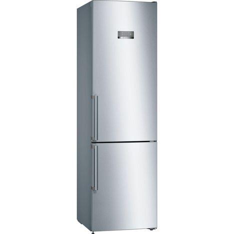 BOSCH Réfrigérateur congélateur KGN39MLEP, 366 L, No frost