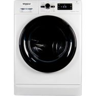 WHIRLPOOL Lave linge séchant hublot FWDG97168B, 9 kg de lavage, 7 kg de séchage, 1600 T/min