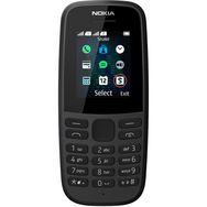 NOKIA Téléphone portable 105 version 2019 - Noir