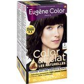 Eugène Color châtain n°2 x2