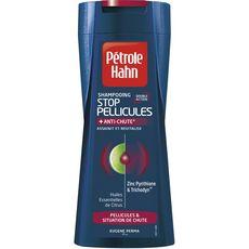 Pétrole Hahn Shampooing antipelliculaire & anti-chute zinc & citron 250ml