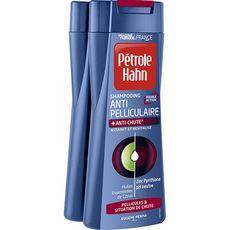 Petrole Hahn shampooing stop pellicule anti chute 2x250ml