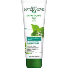 NATURANOVE Shampooing bio cuir chevelu sain cheveux gras 250ml