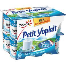YOPLAIT Petit-suisse 3.8% MG 12x60g