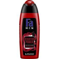 FA MEN Gel douche 2en1 séduction power corps et cheveux 250 ml