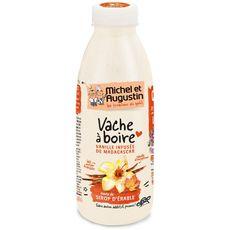 MICHEL ET AUGUSTIN Yaourt à boire à la vanille 500ml
