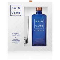 Haig club Scotch whisky single grain clubman 40% 70cl
