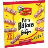 Justin Bridou Justin Bridou petit bâton de berger nature 75g