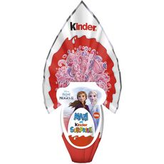 KINDER Kinder Surprise Maxi fille Reine des Neiges II 150g 150g