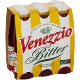 Venezzio Bitter Venezzio Bitter apéritif aromatisé gazéifié sans alcool 6X10cl