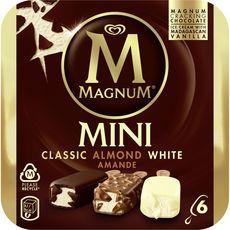 Magnum Assortiment de mini-bâtonnets glacés 266g
