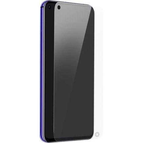 FORCEGLASS Protection écran en verre organique pour Huawei Nova 5T - Transparent