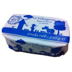 VILLAGEOIS LE VILLAGEOIS Beurre doux 250g 250g