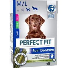 PERFECT FIT Perfect fit Friandises sticks hygiène dentaire pour chien x5 5 pièces