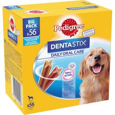 PEDIGREE Pedigree dentastix pour grand chien stick x56 -2,160g