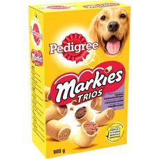 PEDIGREE Pedigree Boîte friandises markies trios pour chien 900g 900g