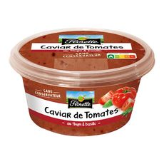 FLORETTE Florette caviar de tomates 175g