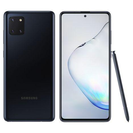 SAMSUNG Smartphone Galaxy Note 10 Lite 128 Go 6.7 pouces Noir 4G Double NanoSIM