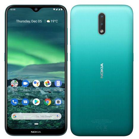 NOKIA Smartphone 2.3  32Go  6.3 pouces Dual Sim Vert